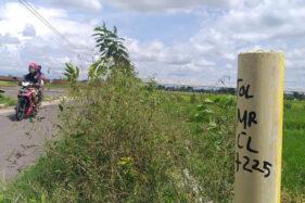 Persoalkan Sisa Tanah, Beberapa Warga Klaten Terdampak Jalan Tol Solo-Jogja Tolak Uang Ganti Rugi