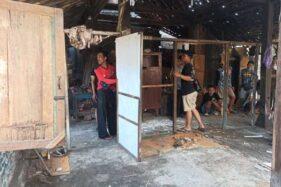 Lewat Gerakan Sepuluh Ribu Berbagi, Pawartos Kartasura Sukoharjo Bedah Rumah Warga Miskin