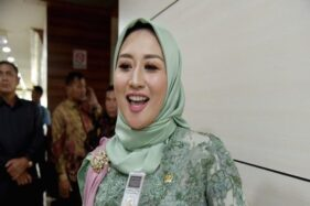 Ikut Terjaring OTT, Iis Rosita Dewi Istri Menteri Edhy Prabowo Dilepaskan KPK