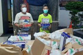 Bernilai Ratusan Juta, Pengiriman 979.400 Batang Rokok Ilegal di Semarang Digagalkan