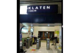 Tarif Rp30.000, Sehari 100-150 Orang Ikuti Tes GeNose di Stasiun Klaten