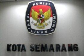 KPU Kota Semarang Dituding Maladministrasi, Ini Penjelasannya