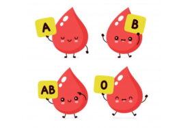 Ilustrasi-Golongan darah. (freepik)