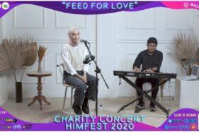 Carity Concert HIMFEST 2020 yang digelar HIMAGHITA UNS