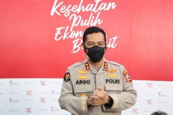 Kadiv Humas Polri Irjen Pol. Raden Prabowo Argo Yuwono. (Antara-Polri)