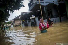 BMKG Prediksi Potensi Hujan Lebat di Wilayah Indonesia