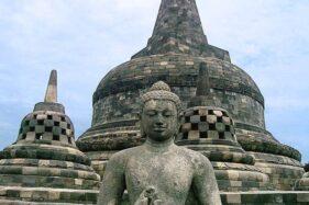 Gubernur Ganjar Gandeng Seniman Tanto Mendut Kembangkan Wisata Candi Borobudur, Seperti Apa?