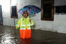 Diterpa Hujan Deras, Enam Lokasi di Magetan Banjir Parah