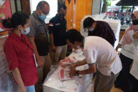 KPU Sukoharjo Targetkan Rekapitulasi Penghitungan Suara di Kecamatan Rampung Hari Ini