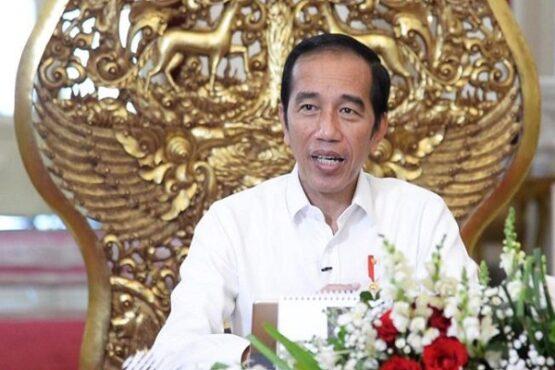 Presiden Joko Widodo. (Bisnis-Biro Pers Media Istana)