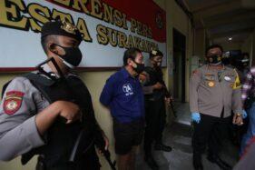 Selain 2 Senpi, Polisi Solo Temukan Air Soft Gun Di Rumah Tersangka Penembakan Mobil Bos Duniatex