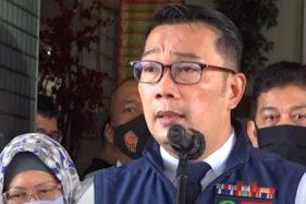 Siap Turun Jabatan, Ridwan Kamil Tuntut Tanggung Jawab Kerumunan Mahfud MD
