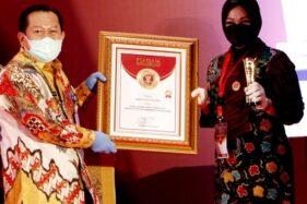 Klaten Terima Penghargaan Kabupaten Sangat Inovatif dari Kemendagri