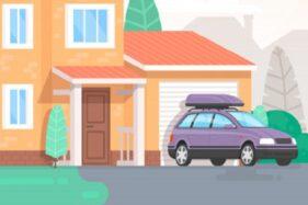 Kata Fengsui Kendaraan di Depan Rumah Pengaruhi Energi Positif