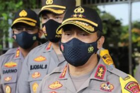Pesta Tahun Baru Terlarang di Wilayah Polda Jateng