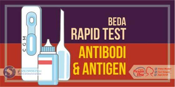 Infografis Beda RApid Test (Solopos/Whisnupaksa)