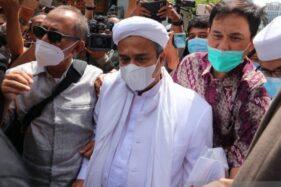 Tak Mau Sidang Virtual, Habib Rizieq Ancam Walk Out