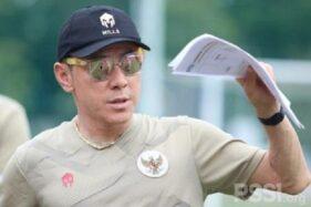 Akumulasi Kartu Kuning, Shin Tae-yong Dilarang Dampingi Timnas Lawan UEA