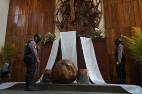 Sterilisasi Gereja, Beri Rasa Nyaman Jemaat Rayakan Natal