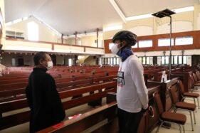 Gereja di Kota Semarang Sambut Natal 2020 Dengan Prokes Covid-19