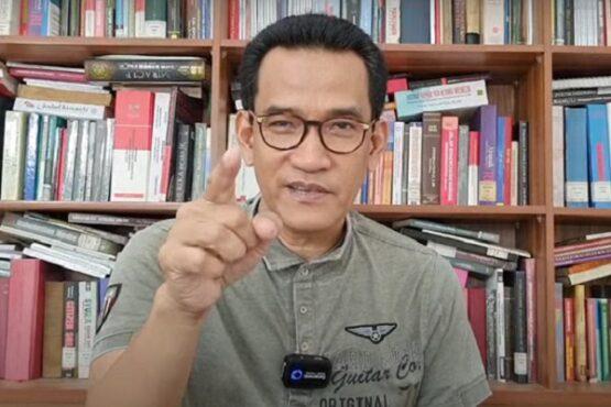 Pakar Hukum Tata Negara Refly Harun. (Youtube.com-Refly Harun)