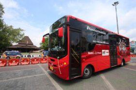 Lebih Dari 1 Juta Penumpang Diangkut Bus BST Solo Sejak Juli