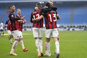 AC Milan Lolos ke 16 Besar Liga Europa Meski Hanya Main Imbang 1-1 Lawan Red Star