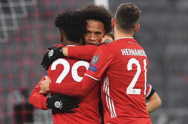 Bayern Munchen (REUTERS-Andreas Gebert)
