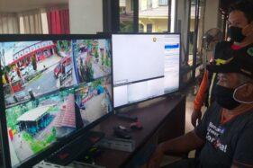 Pantau Kunjungan Tamu di Tengah Covid-19, Barak Pengungsian di Balerante dan Tegalmulyo Klaten Dipasangi CCTV
