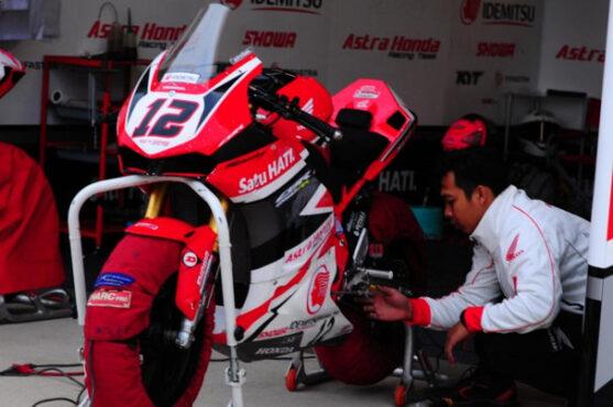 Cara perawatan motor balap versi AHRT (Istimewa)