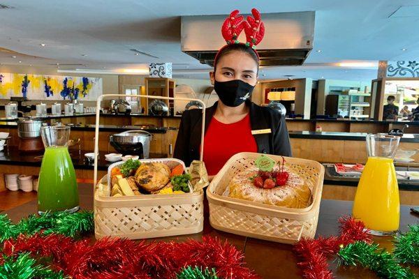 Sambut Natal, The Sunan Hotel Solo Siapkan The Hope of Christmas Dinner