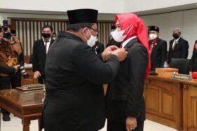 PAW DPRD Solo, Pesan Teguh Prakosa Kepada Ety Isworo: Jaga Perkataan dan Perbuatan!