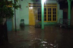 Hujan Semalam, 8 Desa di Kabupaten Madiun Terendam Banjir