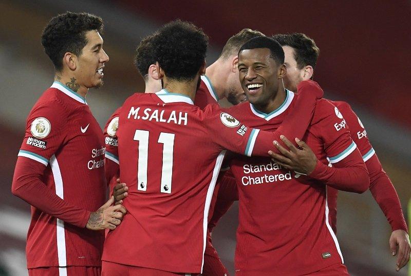 Prediksi Skor & Line Up Big Match Liverpool Vs Manchester United