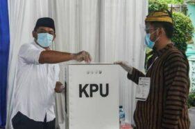 Ony-Antok Menang Mutlak di Pilkada Ngawi 2020, Ada 19.706 Orang Pilih Kotak Kosong