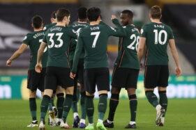 Gol Istimewa Ndombele Ikut Antar Tottenham Hotspurs Bekuk Sheffield United 3-1