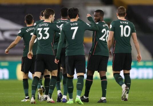 Tottenham Hotspur (Reuters-Carl Recine)