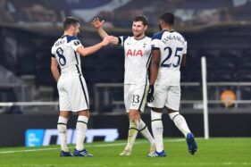 Tottenham Tundukkan Palace 4-1, Kane dan Bale Cetak 2 Gol