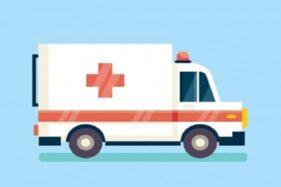 Malam Tahun Baru, Patroli Ambulans Halau Kerumunan di Tawangmangu Karanganyar