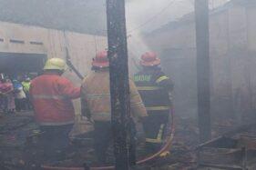 Kompor Gas Bocor, Rumah Warga Makamhaji, Sukoharjo Dilalap Api