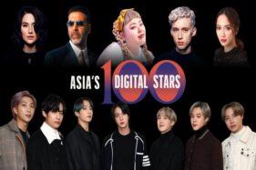 Rich Brian hingga BTS, Ini Deretan Selebritas Asia-Pasifik Paling Berpengaruh di Medsos Versi Forbes
