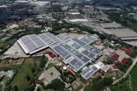 Cola-Cola Amatil Indonesia Raih Penghargaan Solar PV Rooftop Champion 2020
