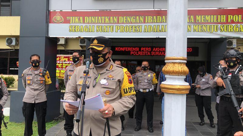 PSBB Solo: Polisi Siapkan Tim Patroli Pengurai Kerumunan