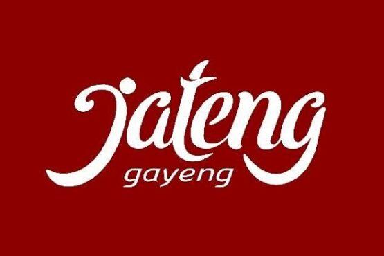 Logo Jateng Gayeng. (Twitter)
