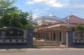 Masjid Ar Rohmah di pinggir Jalan Raya Ciu Pranan Sukoharjo. (Solopos-Indah Septiyaning W.)