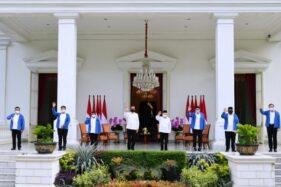 Ini Lho Latar Belakang Pendidikan 6 Menteri Baru Jokowi
