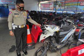 2 Sepeda Motor Adu Banteng di Wonogiri, 1 Orang Meninggal Dunia