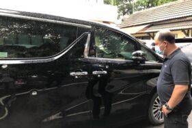 Pelaku Penembakan Mobil Alphard Di Jl Monginsidi Solo Tertangkap Saat Hendak Naik Bus Ke Bekasi