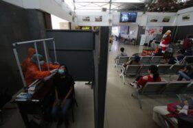Wajib Rapid Test Antigen, 5% Penumpang KA Daops VI Yogyakarta Pilih Batal Berangkat