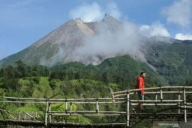 Gunung Merapi Erupsi, Wilayah Selo Boyolali Masih Aman